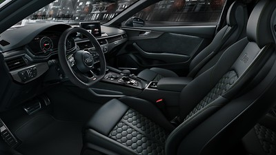 Audi exclusive design package Sonoma green