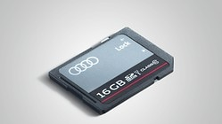 Audi SD card, 16 GB