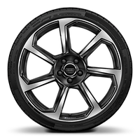 Alloy wheels 9J x 20
