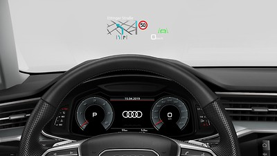 Head-up-display (HUD)