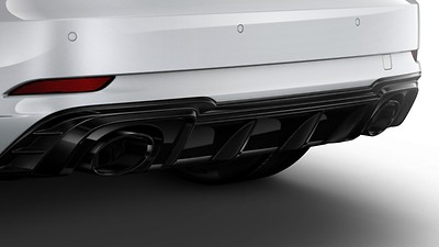 RS sports exhaust system