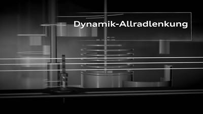 Dynamik-Allradlenkung