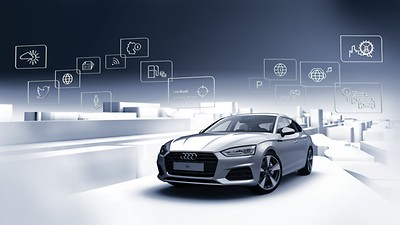 Audi Connect Infotainment Services, 3 month trial