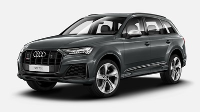 Audi exclusive black exterior styling package