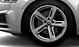 Aluminium-Gussräder Audi Sport im 5-Arm-Blade-Design, Größe 8,5 J x 19, mit Reifen 255/35 R 19