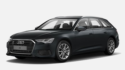 A4 Avant Attraction