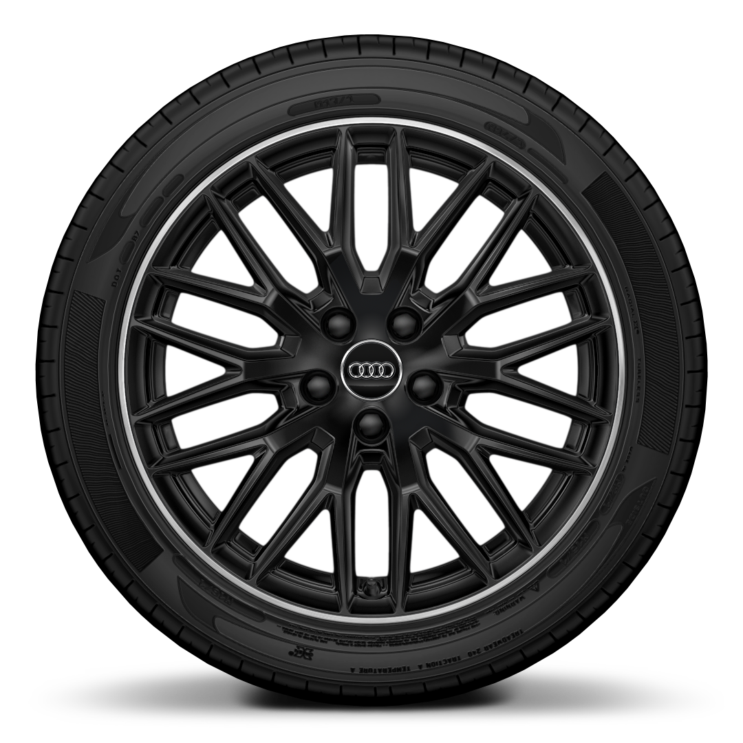 Alloy wheels 8J x 18