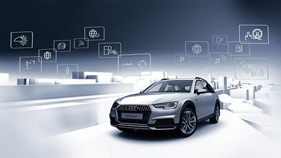 Audi connect - 3 Monate