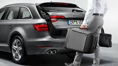 Comfort key with sensor-controlled luggage comp. release incl. electric open/closing luggage compartment lid