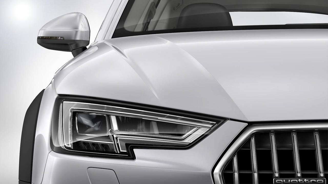 Build Audi A Allroad Overview Audi Cars Sedans SUVs - 2018 audi a4 headlights