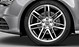 Audi Sport cast aluminium alloy wheels, 7 twin-spoke design, size 9 J x 19, 255/40 R 19 tyres