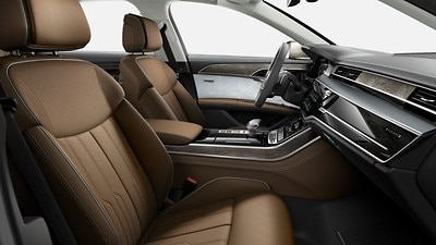 9999999Valcona Leather package (package 3) Audi exclusive
