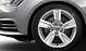 Cast aluminium alloy wheels, 5-arm design, size 7J x 16, with 205/60 R16 tyres