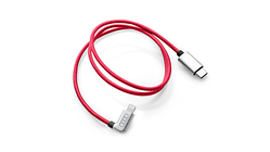 USB type-C charging cable , for Lightning devices