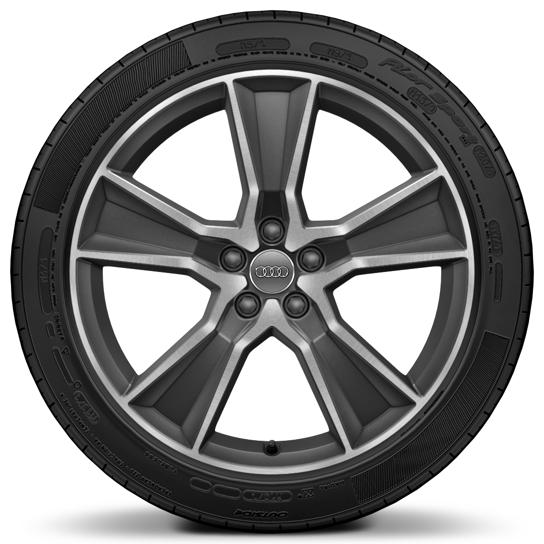 Alloy wheels 8J x 20