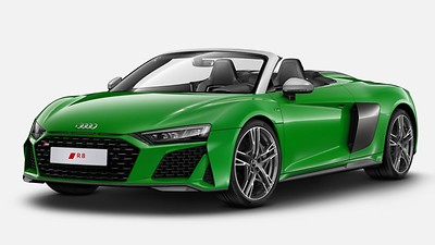 Pack Design Vert Micrommate Audi exclusive