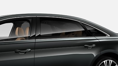 Privacy glass (dark-tinted windows)