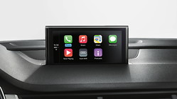 Naderhand inbouwen Audi smartphone interface, Retrofit solution for the Audi smartphone interface