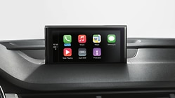 Retrofit solution for the Audi smartphone interface