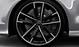 Легкосплавные диски, дизайн «5 двойных рукавов», черные Anthracite с полированной обводкой, размер 9J x 21