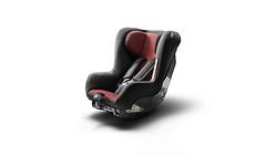Audi Kindersitz I-SIZE, misanorot/schwarz