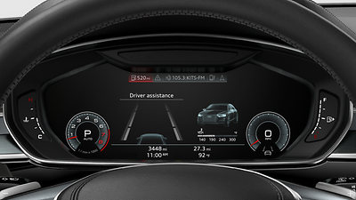 Summary Build 2019 A8 Redefining Luxury Driver Assistance And