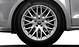 Audi Sport cast aluminium alloy wheels, 10 Y-spoke design, size 7.5 J x 17, 215/40 R 17 tyres