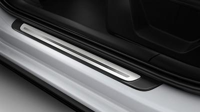Aluminium-Einstiegleisten
