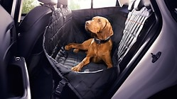 Achterafdekking, in Audi-design