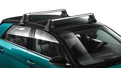Grundträger, für Fahrzeuge ohne Dachreling