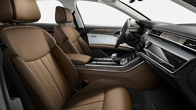 9999999Valcona Leather package (package 2) Audi exclusive