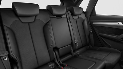 Rear bench seat Plus
