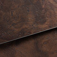 Natural Dark Brown Walnut Wood inlays
