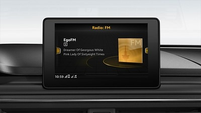 Radio MMI® plus