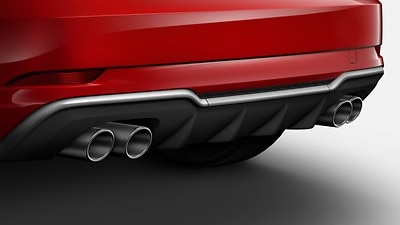 Exhaust system (exhaust sound)