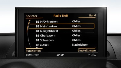 Radio MMI plus