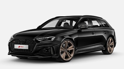 Pack RS Styling Bronze, Audi exclusive
