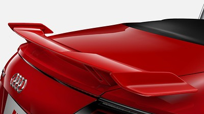 RS rear wing with winglets