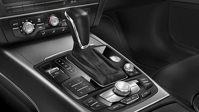 Gearshift/selector lever knob