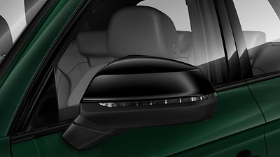 Door mirror housing - Gloss black