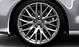 Легкосплавные диски Audi Sport, дизайн «10 спиц Y», размер 9J x 20