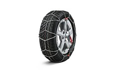Snow chains, comfort class, for 205/55 R16 or 205/50 R17 tyres