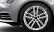 Легкосплавные диски Audi Sport, дизайн «5 двойных спиц», размер 8J x 18
