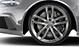 Легкосплавные диски Audi Sport, дизайн «5 двойных спиц», размер 9,5J x 21