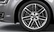 Легкосплавные диски Audi Sport, дизайн «7 двойных спиц», размер 9J x 19
