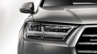 Audi Matrix LED headlamps