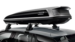 Audi Roof Bars - for vehicles without roof rails