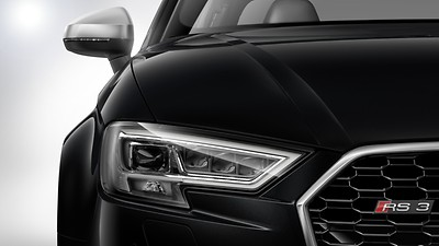 Audi Matrix LED headlights