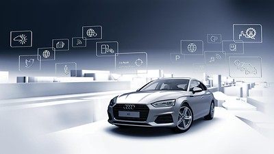 Audi Connect Infotainment Services (3 month trial)