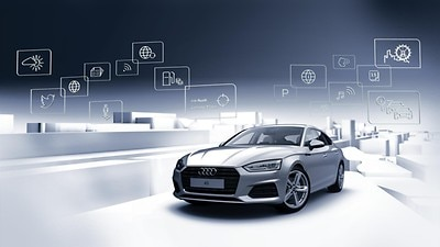 Audi Connect Infotainment Services (36-month subscription)